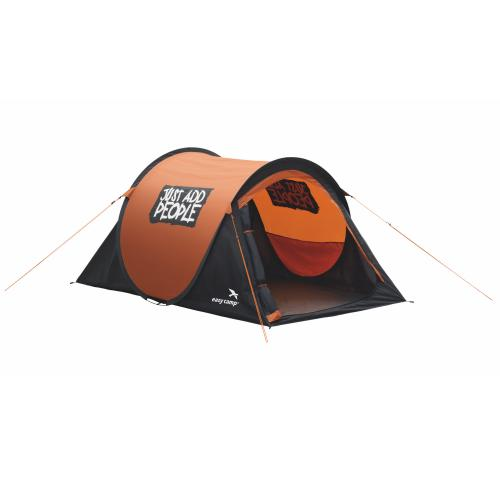 Easy Camp Pop-Up-Zelt Funster 2 Pers. gold flame